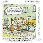 Cover-Bild zu Korsch, Verlag (Hrsg.): Schütze Mini 2022