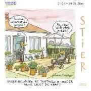 Cover-Bild zu Korsch, Verlag (Hrsg.): Stier Mini 2022