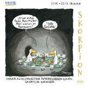 Cover-Bild zu Korsch, Verlag (Hrsg.): Skorpion Mini 2022