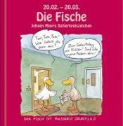 Cover-Bild zu Mayr, Johann: Johann Mayrs Satierkreiszeichen Fische