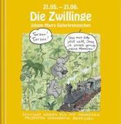 Cover-Bild zu Mayr, Johann: Johann Mayrs Satierkreiszeichen Zwillinge