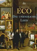 Cover-Bild zu Eco, Umberto: Die unendliche Liste