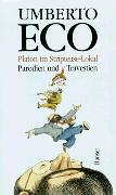 Cover-Bild zu Eco, Umberto: Platon im Striptease-Lokal