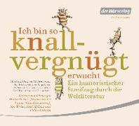Cover-Bild zu Ringelnatz, Joachim: Ich bin so knallvergnügt erwacht