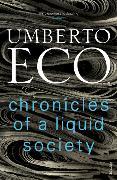 Cover-Bild zu Eco, Umberto: Chronicles of a Liquid Society