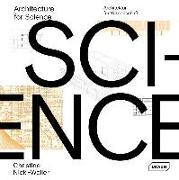 Cover-Bild zu Architecture for Science | Architektur für Wissenschaft
