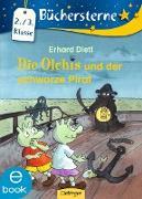 Cover-Bild zu Dietl, Erhard: Die Olchis und der schwarze Pirat (eBook)
