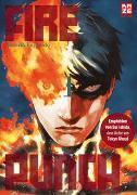 Cover-Bild zu Fujimoto, Tatsuki: Fire Punch 01