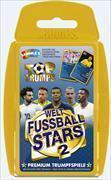 Cover-Bild zu Top Trumps - Weltfußball Stars 2