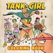 Cover-Bild zu Martin, Alan: Tank Girl Coloring Book