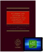 Cover-Bild zu Blackaby, Nigel: Redfern and Hunter on International Arbitration (hardback + digital pack)