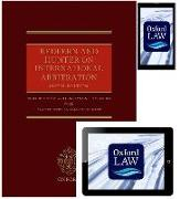 Cover-Bild zu Blackaby, Nigel: Redfern and Hunter on International Arbitration (Hardback, eBook and Android App)