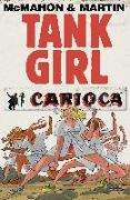 Cover-Bild zu Martin, Alan: Tank Girl: Carioca