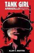 Cover-Bild zu Martin, Alan C: Tank Girl Armadillo!