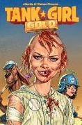 Cover-Bild zu Martin, Alan: Tank Girl: Gold