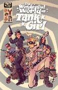 Cover-Bild zu Martin, Alan: Tank Girl - The Wonderful World of Tank Girl