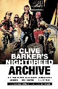 Cover-Bild zu Barker, Clive (Geschaffen): Clive Barker's Nightbreed Archive Vol. 1