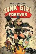 Cover-Bild zu Martin, Alan: Tank Girl On-Going Volume 2: Tank Girl Forever