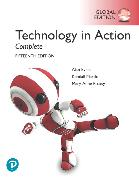 Cover-Bild zu Martin, Kendall: Technology in Action Complete plus Pearson MyLab IT with Pearson eText, Global Edition