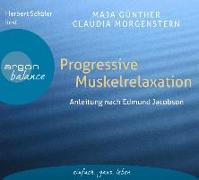 Cover-Bild zu Günther, Maja: Progressive Muskelrelaxation
