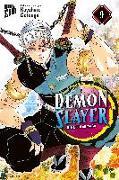 Cover-Bild zu Gotouge, Koyoharu: Demon Slayer 9