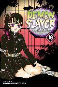 Cover-Bild zu Koyoharu Gotouge: Demon Slayer: Kimetsu no Yaiba, Vol. 18