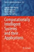 Cover-Bild zu Computationally Intelligent Systems and their Applications (eBook) von Bansal, Jagdish Chand (Hrsg.)