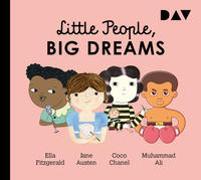Cover-Bild zu Sánchez Vegara, María Isabel: Little People, Big Dreams - Teil 2: Ella Fitzgerald, Jane Austen, Coco Chanel, Muhammad Ali