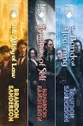 Cover-Bild zu Sanderson, Brandon: Mistborn: The Wax and Wayne Series (eBook)