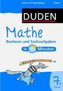 Cover-Bild zu Mathe in 15 Minuten - Rechnen und Sachaufgaben 7. Klasse von Hennig, Dirk (Illustr.)