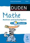 Cover-Bild zu Mathe in 15 Minuten - Rechnen und Sachaufgaben 3. Klasse von Hennig, Dirk (Illustr.)