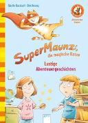 Cover-Bild zu SuperMaunz, die magische Katze. Lustige Abenteuergeschichten von Rieckhoff, Sibylle