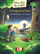 Cover-Bild zu Ich für dich, du für mich - Krimigeschichten von Wiechmann, Heike