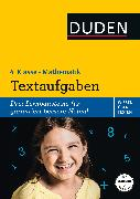 Cover-Bild zu Wissen - Üben - Testen: Mathematik - Textaufgaben 4. Klasse (eBook) von Müller-Wolfangel, Ute
