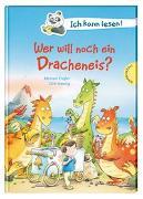 Cover-Bild zu Ich kann lesen!: Wer will noch ein Dracheneis? von Engler, Michael