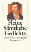 Cover-Bild zu Heine, Heinrich: Sämtliche Gedichte in zeitlicher Folge