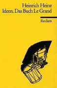 Cover-Bild zu Heine, Heinrich: Ideen. Das Buch Le Grand