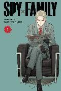 Cover-Bild zu Endo, Tatsuya: Spy x Family, Vol. 1