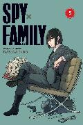 Cover-Bild zu Endo, Tatsuya: Spy x Family, Vol. 5