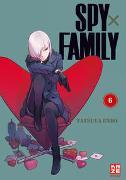Cover-Bild zu Endo, Tatsuya: Spy x Family - Band 6
