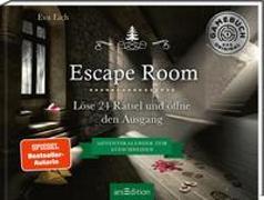 Cover-Bild zu Eich, Eva: Escape Room. Der erste Escape-Adventskalender