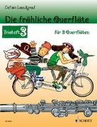 Cover-Bild zu Landgraf, Gefion: Die fröhliche Querflöte