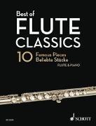 Cover-Bild zu Landgraf, Gefion (Hrsg.): Best of Flute Classics