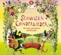 Cover-Bild zu Schwizer Chinderlieder von Speiser, Matthis (Prod.)
