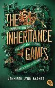 Cover-Bild zu Barnes, Jennifer Lynn: THE INHERITANCE GAMES