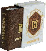 Cover-Bild zu Revenson, Jody: Harry Potter: Hogwarts School of Witchcraft and Wizardry (Tiny Book)