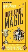Cover-Bild zu Revenson, Jody: Harry Potter: Hufflepuff Magic