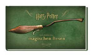 Cover-Bild zu Revenson, Jody: Harry Potter: Das Buch der magischen Besen