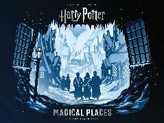Cover-Bild zu Revenson, Jody: Harry Potter: Magical Places