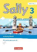 Cover-Bild zu Sally 3. Schuljahr. Ausgabe 2020. Activity Book: Förderheft. BW,HE,NI von Brune, Jasmin